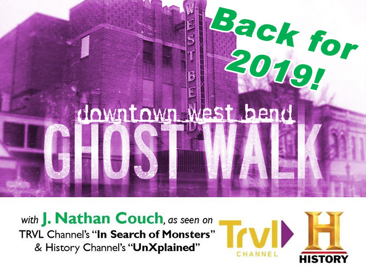 Downtown West Bend Ghost Walk